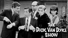 The Dick Van Dyke Show Cast Refrigerator / Tool Box Magnet