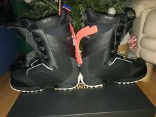 New listing mens snowboard boots size 10