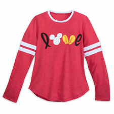 042a0e93d7 Disney Mickey Mouse Long Sleeve Tops & Shirts for Women for sale   eBay