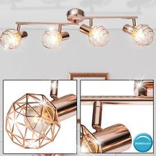Luminaire de Plafond Cuisines Éclairage Spot Cuivre Bille Tresse Lumière