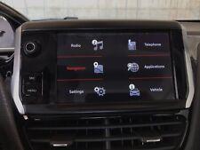 NAC originale Peugeot 2008 17/19 - Navi Carplay Android Auto CODIFICATO
