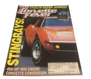 Corvette Fever  Magazine - July 1994