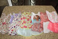 toddler clothes 2t girls lot 6 Outfits Dress 10 Pieces!! Moana