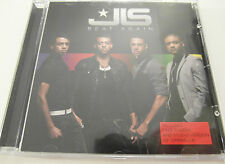 JLS BEAT AGAIN CD WITH POSTER 2009