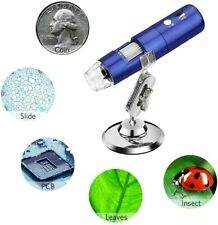 Us 8led 1000x Wireless Digital Microscope Endoscope Magnifier Camera With Stand