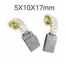 Makita Carbon Brushes For CB303 CB304 CB306 5X10X17mm 5603R 5606B 5703R HM1100