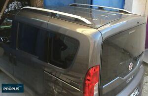 Portapacchi per furgoni Fiat Doblo Mk2 AutoRack WorkReady 2010 in poi