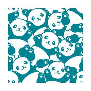 Screen Sensation Panda 12×12 Screen