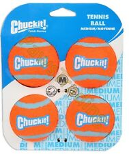 Chuckit Dog Puppy Tennis Ball Thick Bouncing Floating Toy Medium Standard Size