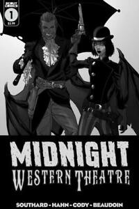 MIDNIGHT WESTERN THEATRE 1 (SCOUT COMICS) 43021