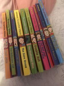jacqueline wilson books bundle X 10
