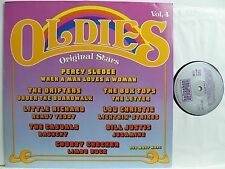 LP, Oldies Vol. 4, Little Richard, Drifters, Percy Sledge, Coasters, Mint-