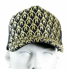 RMC Red Monkey Co brodée or homme CAP