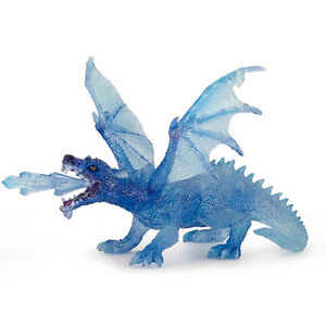 PAPO Crystal Dragon Figure Fantasy World Collectable Series 38980 Age 3+