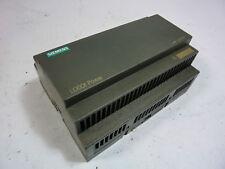 Siemens 6EP1322-1SH01 Power Supply 12VDC 120/230V ! WOW !