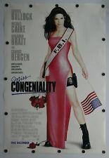 Posters USA Miss Congeniality Sandra Bullock Movie Poster Glossy MCP422