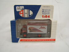 AHL Indian Motocycles Diecast Truck 1:64 Scale MIB Free Ship