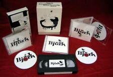 Bjork - Family Tree (Greatst Hits) 6 CD/VHS Boxset - RARE COLLECTABLE