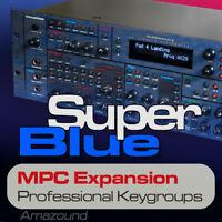 SUPERNOVA II MPC EXPANSION PROGRAMS & KEYGROUPS READY AKAI MPC SAMPLES DOWNLOAD
