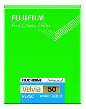 New! FUJIFILM VELVIA 50 ISO 50 4x5 Film 20 Sheets CUTVELVIA50NP4X520 from Japan