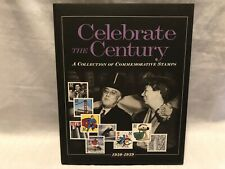 Celebrate The Century USPS Stamp Book Collection Volume 4, 1930-1939 HARDCOVER