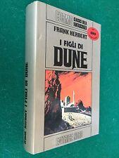 Frank HERBERT - I FIGLI DI DUNE , 1° Ed. Nord Cosmo 27 (1977) Libro Cop.Rigida