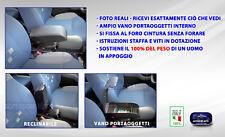 Bracciolo Portaoggeti per Auto Specifico Per Fiat Panda dal 09/2003 al 01/2012