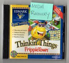 Thinkin' Things Frippletown Pc Mac/Win 95/98