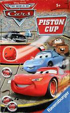 13 Teile für Disney-PIXAR THE WORLD OF Cars - Spiel: PISTON CUP von Ravensburger