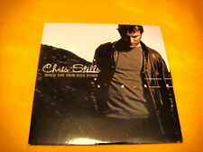 Cardsleeve Single CD CHRIS STILLS When The Pain Dies Down PROMO 1TR '06 acoustic