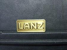 Pin Lanz Bulldog Schild Trecker Traktor - 1,5 x 3 cm