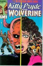 Kitty Pryde and Wolverine # 2 (of 6) (Estados Unidos, 1984)