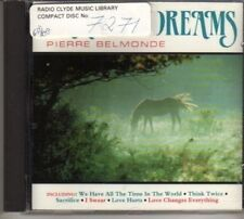 (CD104) Pierre Belmonde, Pan Pipe Dreams  - 1995 CD