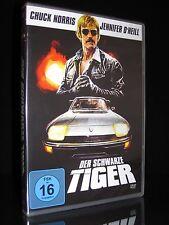 DVD DER SCHWARZE TIGER (Black Tiger) - CHUCK NORRIS + ANNE ARCHER - Action * NEU