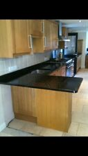 I X Super Premium Granite Worktop Supplied and Professionally Fitted.