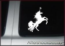 Unicorn Sticker - Magic Horse Fantasy Star Decal