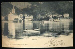 CP SUISSE  VITZNAU   1901    (73)