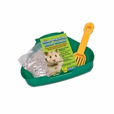 Ware Manufacturing Critter Litter Small Pet Training Kit with H. Free Shipping