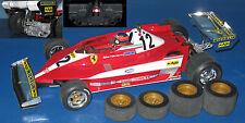 "1:10 Tamiya 49191 Ferrari 312-T3 ""034"" RC Rennwagen F-1 Modell Unikat"