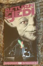 Return of the Jedi (VHS, 1995), NEW & SEALED, VERY RARE, DIGITALLY THX MASTERED