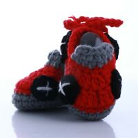 Casual Knit Booties Knitted Infant Newborn For Girls/boys Crochet Baby Shoes