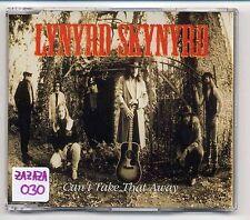 Lynyrd Skynyrd Maxi-CD Can't Take That Away - German 3-track - southern rock