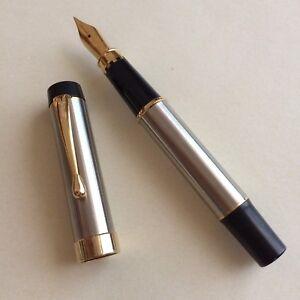 Filcao Fountain Pen Steel New