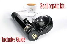 Handpresso Seal repair kit pump & portafilter -With Instructions