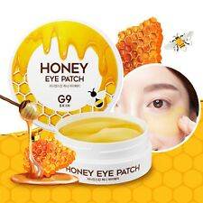 [G9Skin] Honey Eye patch (1.4g x 60pcs) - Korea Cosmetic
