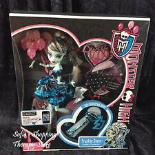Monster High Frankie Stein Doll Sweet 1600 Daughter Of Frankenstein New In Box