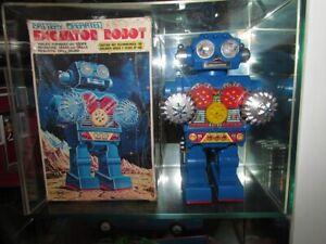Excavator Robot Horikawa battery operated Japan  O/BOX