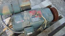 Reliance 10hp DC Motor - 1750 / 2300rpm - C1B12ATZ Just Removed Fully Functional