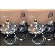 2 Front Wheel Manual Locking Hub ,Bearing Seal For 1995-2004 Toyota Tacoma 4Wd