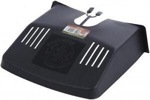 High Quality Wham Black Plastic Heavy Duty Grid Drain Galley Cover Protector